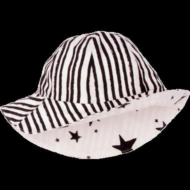 斑马遮阳帽